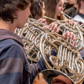 2014 HSoC Student Horn Workshop Photo Gallery